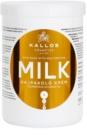 Kallos KJMN Maske mit Milchproteinen