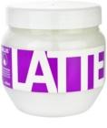 Kallos Latte maska pro poškozené, chemicky ošetřené vlasy