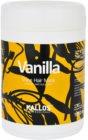 Kallos Vanilla maska za suhe lase