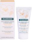 Klorane Hygiene et Soins du Corps crema calmanta pentru indepartarea parului pentru fata si zonele sensibile ale pielii