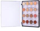 Kryolan Dermacolor Camouflage System mini paleta krémových korektorov s vysokým krytím 16 farieb