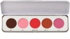 Kryolan Basic Face & Body paleta cu 5 farduri de obraz