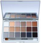 Kryolan Basic Eyes paleta očních stínů 18 barev