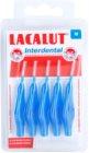 Lacalut Interdental cepillos interdentales con tapa protectora 5 uds