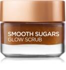 L'Oréal Paris Smooth Sugars Scrub peeling rozjaśniający