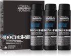 L'Oréal Professionnel Homme Cover 5' tónovací barva na vlasy 3 ks
