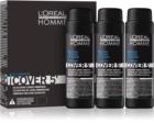 L'Oréal Professionnel Homme Cover 5' színező hajfesték 3 db