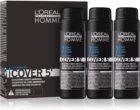 L'Oréal Professionnel Homme Cover 5' tonirana barva za lase 3 kos