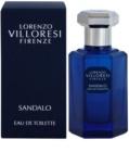 Lorenzo Villoresi Sandalo toaletní voda unisex 50 ml