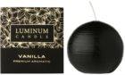 Luminum Candle Premium Aromatic Vanilla Scented Candle   mini (⌀ 50–60 mm, 15 h)