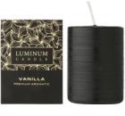 Luminum Candle Premium Aromatic Vanilla Scented Candle   Medium (⌀ 60–80 mm, 32 h)
