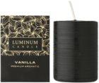 Luminum Candle Premium Aromatic Vanilla vonná sviečka   stredná (⌀ 60–80 mm, 32 h)