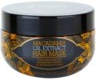 Macadamia Oil Extract Exclusive odżywcza maska do włosów do wszystkich rodzajów włosów