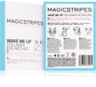MAGICSTRIPES Wake Me Up Kollagen-Maske für den Augenbereich gegen die Anzeichen von Müdigkeit