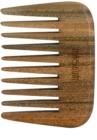 Magnum Natural hrebeň z guajakového dreva - afro štýl