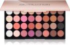Makeup Revolution Flawless 4 paletka očných tieňov
