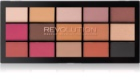 Makeup Revolution Re-Loaded paleta očních stínů