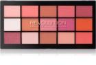 Makeup Revolution Re-Loaded paletka očných tieňov
