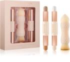 Makeup Revolution Crème Highlight And Contour Kit coffret cosmétique Fair pour femme
