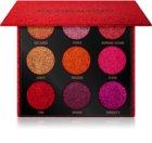 Makeup Revolution Pressed Glitter Palette палетка пласких блискіток