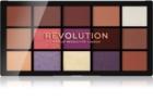 Makeup Revolution Re-Loaded paleta očných tieňov