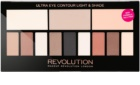 Makeup Revolution Ultra Eye Contour контурна палетка для очей