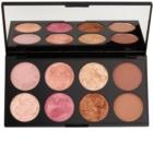 Makeup Revolution Golden Sugar 2 Rose Gold paleta tvářenek