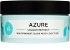 Maria Nila Colour Refresh Azure jemná vyživujúca maska bez permanentných farebných pigmentov