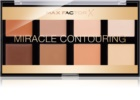 Max Factor Miracle Contouring paleta na kontúry tváre