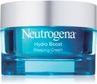 Neutrogena Hydro Boost® Face éjszakai hidratáló maszk