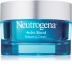 Neutrogena Hydro Boost® Face nawilżająca maseczka na noc