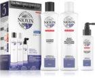 Nioxin System 5 zestaw kosmetyków przy lekkim wypadaniu włosów normalnych i grubych naturalnych oraz po chemicznej pielęgnacji