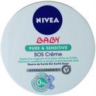 Nivea Baby Pure & Sensitive crema SOS