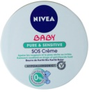 Nivea Baby Pure & Sensitive SOS крем