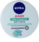 Nivea Baby Pure & Sensitive SOS крем