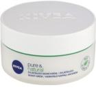 Nivea Visage Pure & Natural zvláčňujúci denný krém pre normálnu až zmiešanú pleť