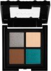 NYX Professional Makeup Full Throttle paletka očných tieňov