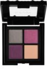 NYX Professional Makeup Full Throttle paleta očných tieňov