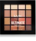NYX Professional Makeup Ultimate Shadow paleta de sombras de ojos