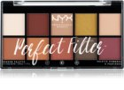 NYX Professional Makeup Perfect Filter Shadow Palette παλέτα με σκιές ματιών