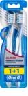 Oral B Pro-Expert CrossAction All In One escovas de dentes média 2 pçs