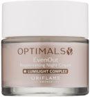 Oriflame Optimals noční obnovující krém