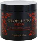 Orofluido Asia Zen vyživujúca maska pre nepoddajné a krepovité vlasy