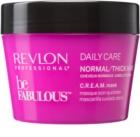 Revlon Professional Be Fabulous Daily Care regeneračná a hydratačná maska