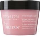 Revlon Professional Be Fabulous Texture Care hydratační a uhlazující maska