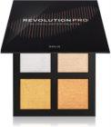 Revolution PRO 4K Highlighter Palette paleta iluminadora