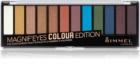 Rimmel Magnif' Eyes paleta očních stínů
