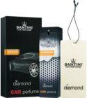 SANTINI Cosmetic Diamond Orange vôňa do auta 50 ml