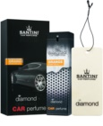 SANTINI Cosmetic Diamond Orange vůně do auta 50 ml