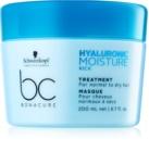Schwarzkopf Professional BC Bonacure Moisture Kick máscara para cabelo com ácido hialurónico